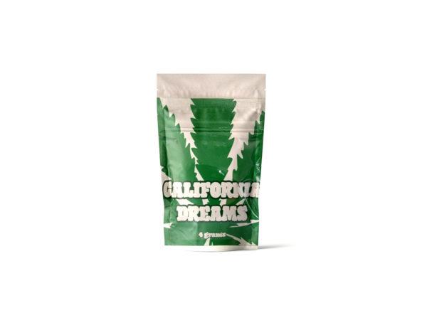 California Dreams 10GRAMS Herbal Incense