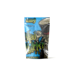Mad Hatter Blueberry 10GRAMS Herbal Incense