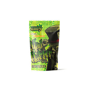 Mad Hatter Yellow 10GRAMS Herbal Incense