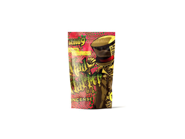 Mad Hatter Red 10GRAMS Herbal Incense