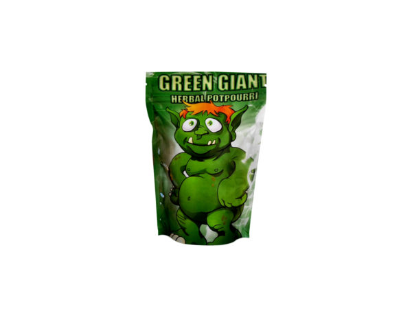Green Giant 10GRAM Bag Herbal Incense