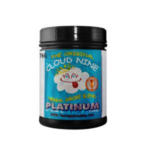 Cloud 9 76GRAM Jar Herbal Incense
