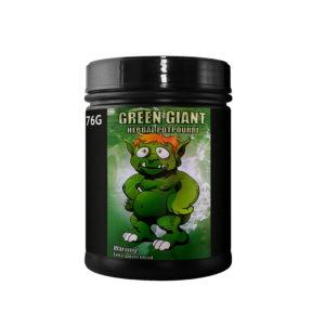 Green Giant 76GRAM Jar Herbal Incense