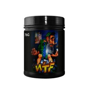 WTF 76GRAM Jar Herbal Incense