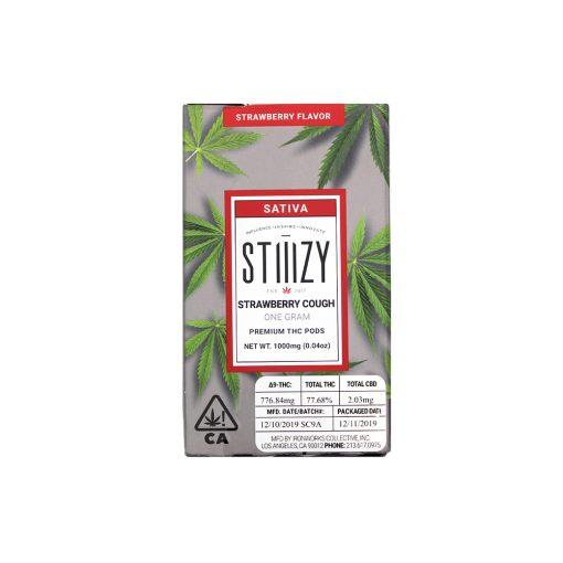 Stiiizy Strawberry Cough