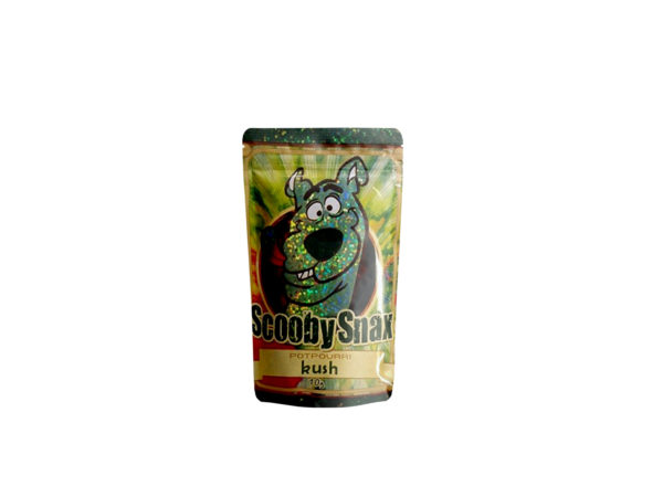 Scooby Snax Kush 10GRAM Bag Herbal Incense